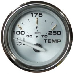 Faria Kronos 2 Water Temperature Gauge (100-250°F)