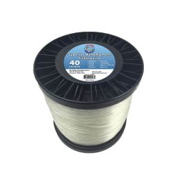 Joy Fish 5 Lb Spool Monofilament Fishing Line-40Lb Clear