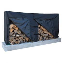 Dallas Manufacturing Co. 600D Log Rack Storage Cover - Model 8