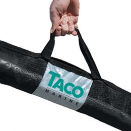 TACO Outrigger Black Mesh Carry Bag - 72 x 12