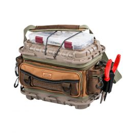 Plano Guide Series™ Tackle Bag - 3500 Series - Tan/Brown