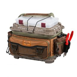 Plano Guide Series™ Tackle Bag - 3650 Series - Tan/Brown