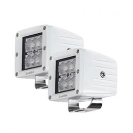 HEISE 6 LED Marine Cube Light w/Harness - 3 - 2 Pack