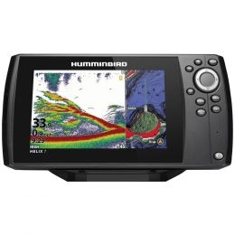 Humminbird Helix 7 Chirp Gps G3n Fishfinder With Bluetooth & Ethernet HUM4110601