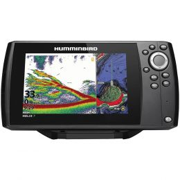 Humminbird Helix 7 Chirp Mega Di Gps G3n Cho Fishfinder With Bluetooth & Ethernet HUM4110701CHO