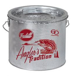 Frabill Galvanized 2-Piece Wade Floating Bucket - 8 Quart
