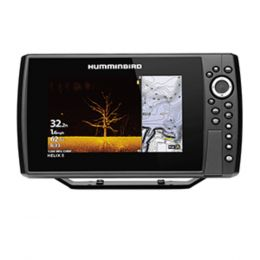 Humminbird HELIX® 8 CHIRP MEGA DI Fishfinder/GPS Combo G3N - Display Only