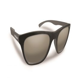 Flying Fisherman Fowey Crystal Granite Frame Smoke Sunglass