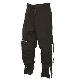 Frogg Toggs Pilot Frogg Road Pant Black with Reflective - XX