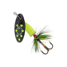 Vibrax Bullet Fly 1 Black/Flrscnt Yellow