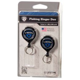 Zinger Duo (1 belt clip / 1 pin)
